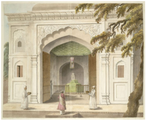 The Museum of Hafiz Rahmet Khan At Bareilly [1814 - 15]
